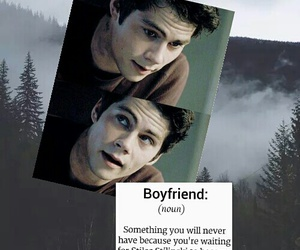 dylan o'brien, teen wolf, and boyfriend image