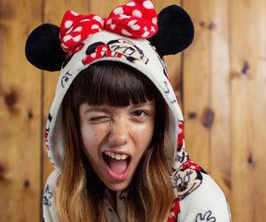 fashion, minnie mouse, and pyjamas image