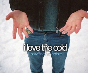 cold and andthatswhoiam image