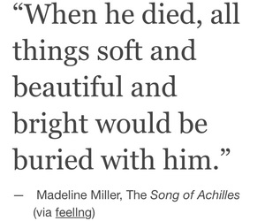 achilles, beautiful, and poetic image
