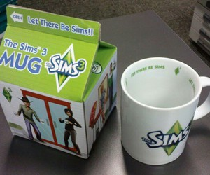 sims, sims 3, and love image