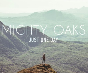 mighty oaks love this image
