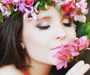 flowers and moda image