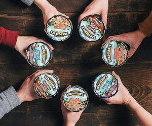 ice cream, seven, and ben&jerry's image