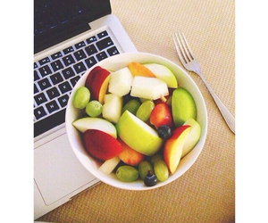 cool, fit, and food image