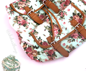 accessory, backpack, and bag image