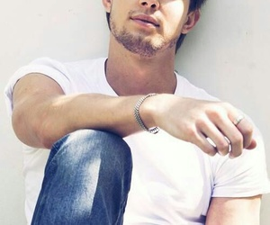 pll, drew van acker, and pretty little liars image