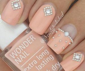 beautiful, fashion, and manicure image