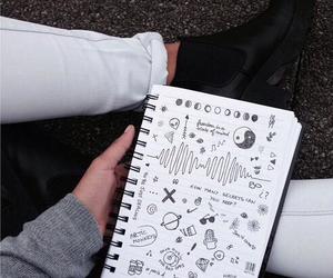 grunge, drawing, and tumblr image