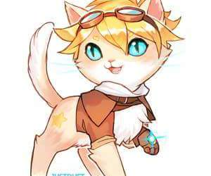 league of legends and ezreal image
