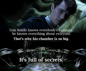harry potter, tom riddle, and mean girls image