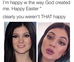 kylie jenner, funny, and happy image