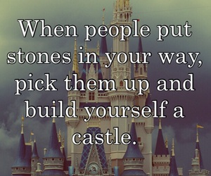 castle, inspiration, and motivation image