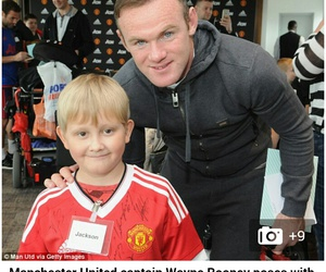 captain, wayne rooney, and rooney image