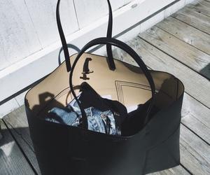 bag and black image