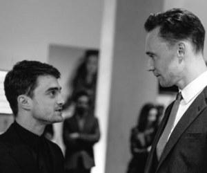 daniel radcliffe and tom hiddleston image