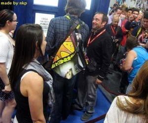 doctor who, supernatural, and tardis image