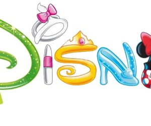 disney, Logo, and cute image
