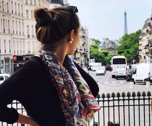 fashion, style, and eiffel tower image