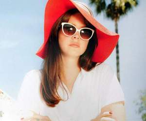 lana del rey, honeymoon, and Queen image