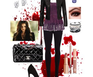 clothes, fashion, and Vampire Diaries image