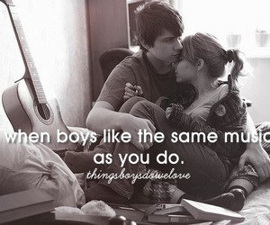 boy, girl, and when boys image