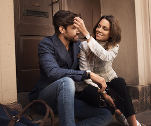 classy, couple, and watches image