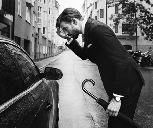classy, menswear, and timeless image