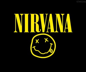 nirvana, music, and band image
