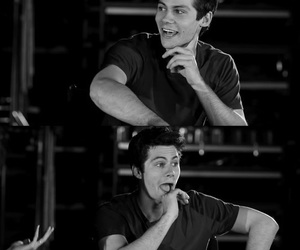 teen wolf, maze runner, and dylan o'brien image