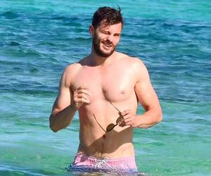 Jamie Dornan and christian grey image