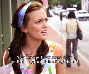 blair, gossip girl, and quote image