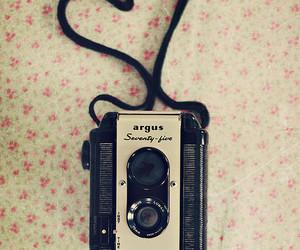camer, camera, and love image