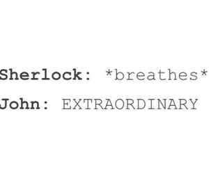 funny and sherlock image