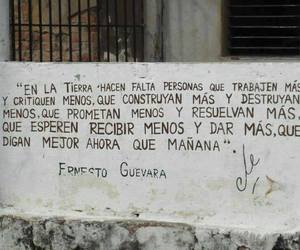 Che Guevara, frase, and che image