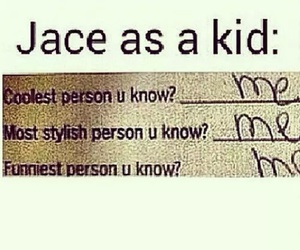 jace, tmi, and funny image
