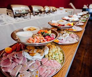 buffet, food, and party image