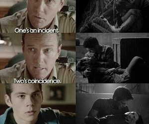 teen wolf, stiles stilinski, and stiles image
