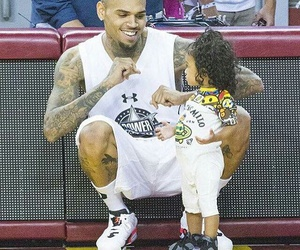 chris brown, royalty, and breezy image