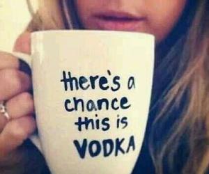 vodka, coffee, and mug image