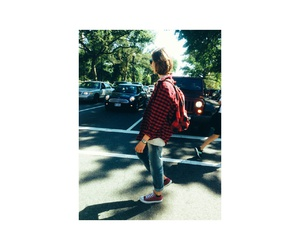 converse, guy, and outfit image