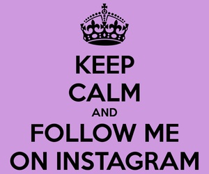 instagram, follow, and me image