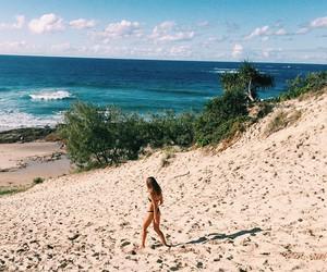 beach, chic, and fashion image