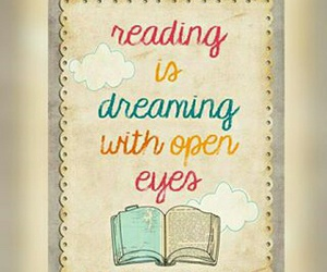 books, dreams, and feels image