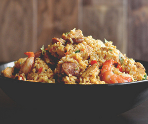 food and rice image