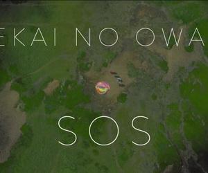 sos and sekainoowari image