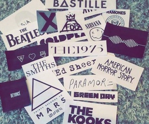 paramore, 30secondstomars, and falloutboy image