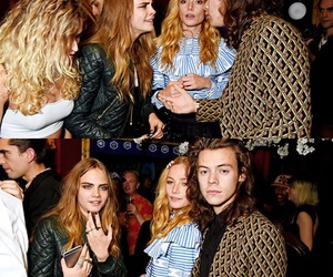 Harry Styles, cara delevingne, and boy image