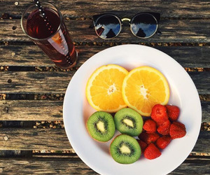 fruit, fitness, and breakfast image