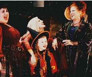 dani, hocus pocus, and winifred sanders image